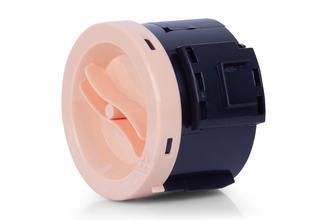 Kompatibel zu Epson C13S015022 / S015022 Farbband Schwarz