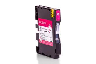 Kompatibel zu Ricoh 405767 / GC 41ML Gelkartusche Magenta
