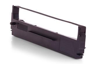 Kompatibel zu Epson C13S015019 / S015019 Farbband Schwarz