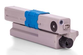 Kompatibel zu OKI 46508716 Toner Schwarz