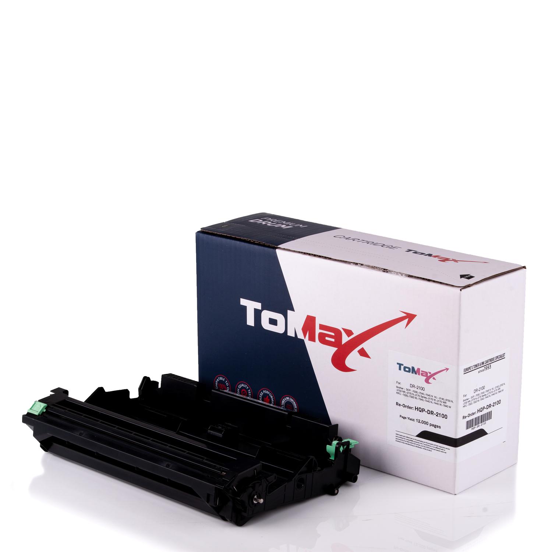 ToMax Premium Bildtrommel ersetzt Brother DR-2100