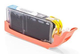 Kompatibel zu Canon 6508B001 / CLI-551BK Tinte Schwarz