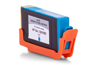 Kompatibel zu HP CB318EE / 364 Tinte Cyan
