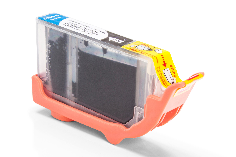 Kompatibel zu Canon 0620B001 / CLI-8BK Tintenpatrone Foto schwarz mit Chip