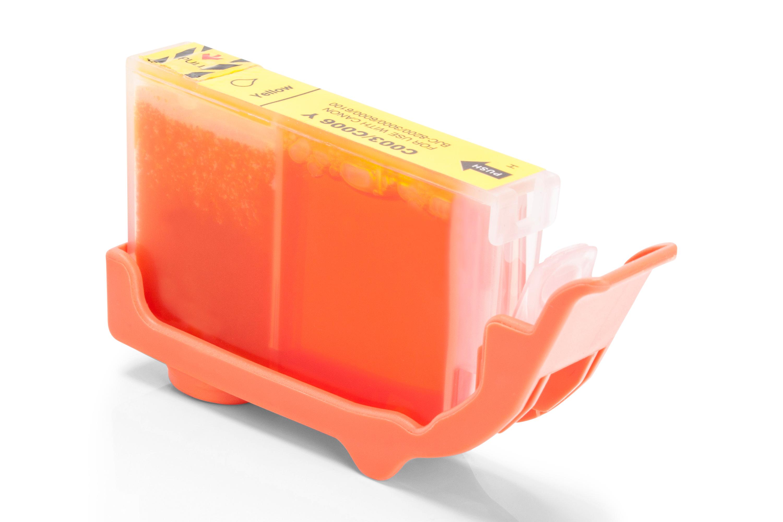Kompatibel zu Canon BCI-3EY Tintenpatrone gelb
