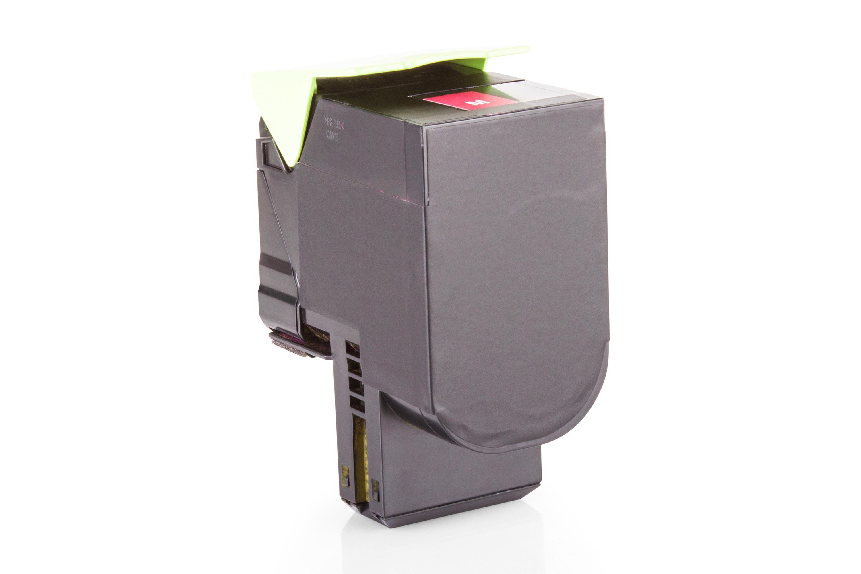 Kompatibel zu Lexmark 80C0S30 / 800S3 Toner Magenta