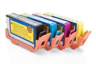 Alternativ zu HP Nr. 364 XL Tinten Schwarz, Cyan, Magenta, Gelb Spar-Set