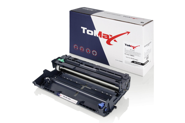 ToMax Premium Bildtrommel ersetzt Brother DR-3400