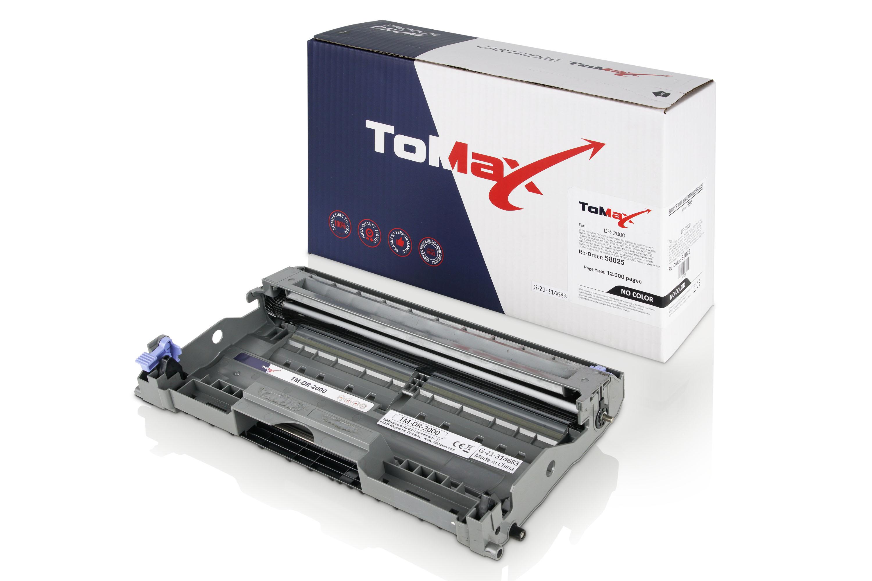 ToMax Premium Bildtrommel ersetzt Brother DR-2000