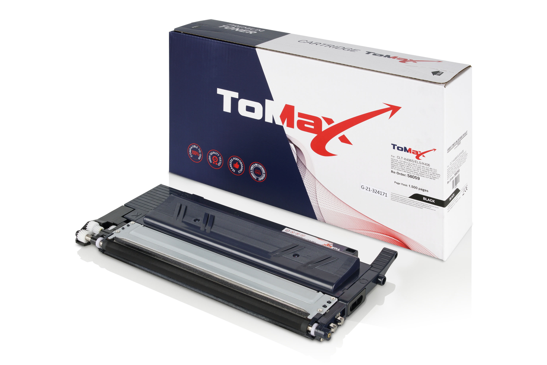 ToMax Premium Toner ersetzt Samsung CLT-K406S (SU118A) / K406S Schwarz
