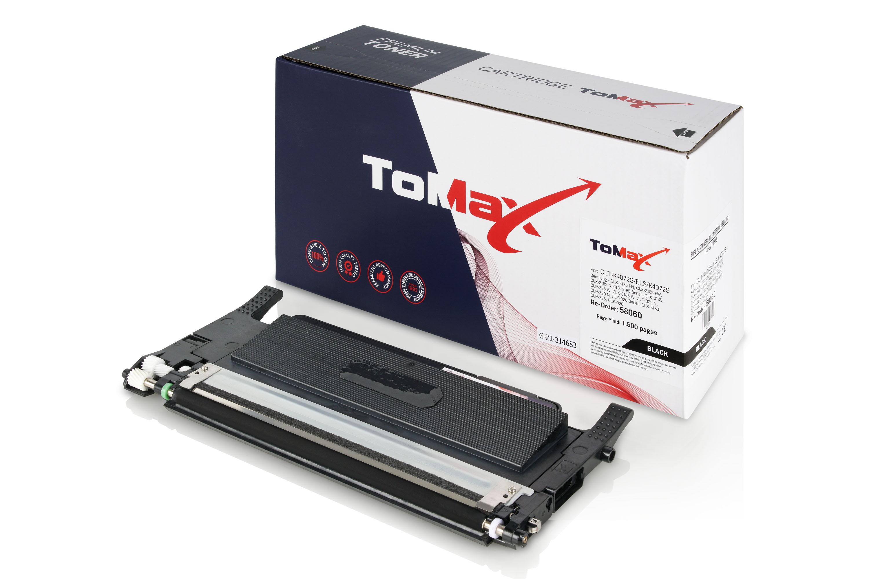 ToMax Premium Toner ersetzt Samsung CLT-K4072S (SU128A) / K4072S Schwarz