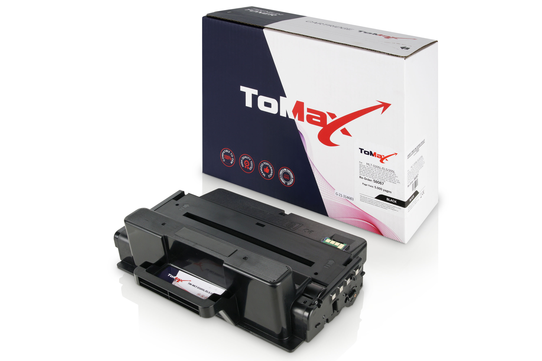 ToMax Premium Toner ersetzt Samsung MLT-D205L (SU963A) / 205L Schwarz