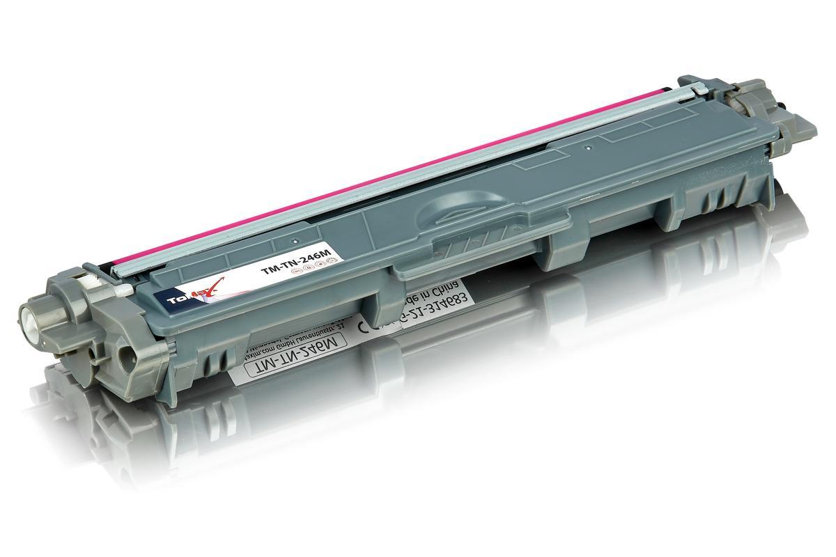ToMax Premium ersetzt Brother TN-246M Toner, magenta