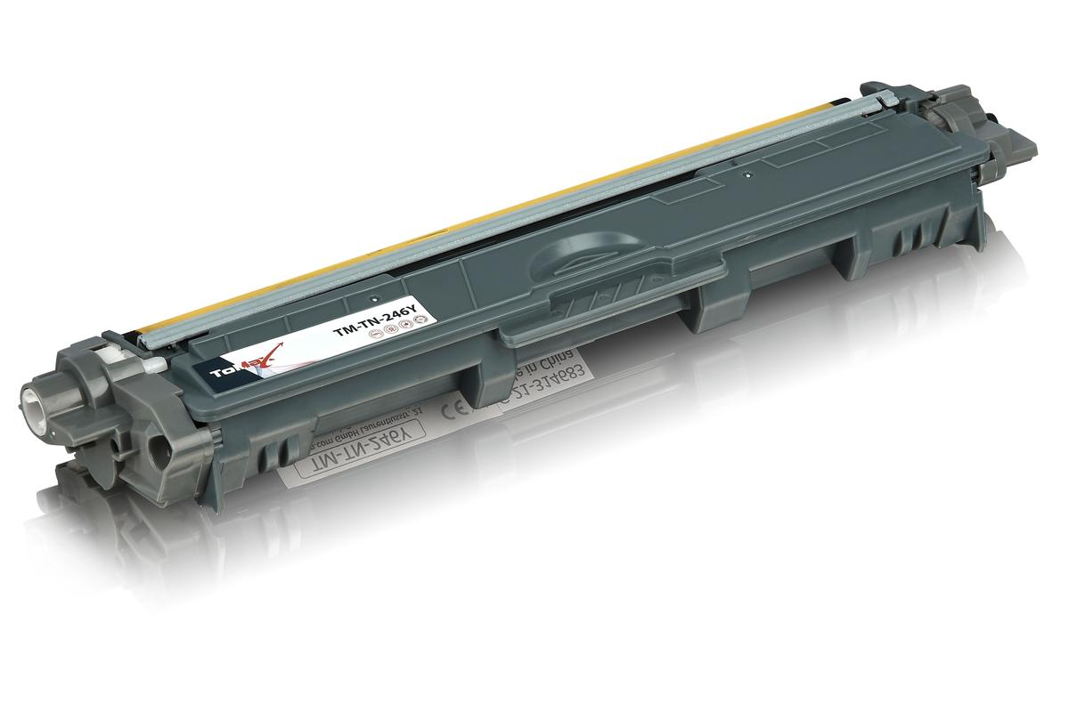 ToMax Premium ersetzt Brother TN-246Y Toner, gelb