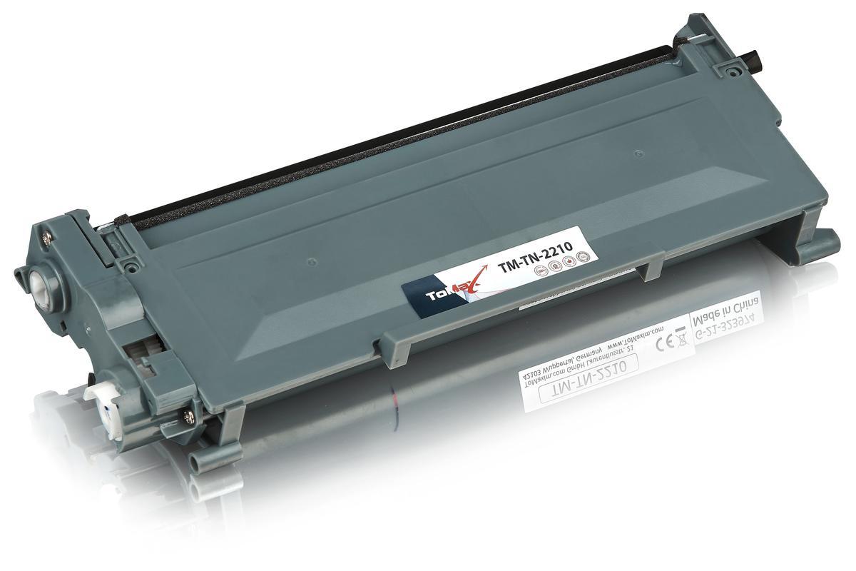 ToMax Premium ersetzt Brother TN-2210 Toner, schwarz