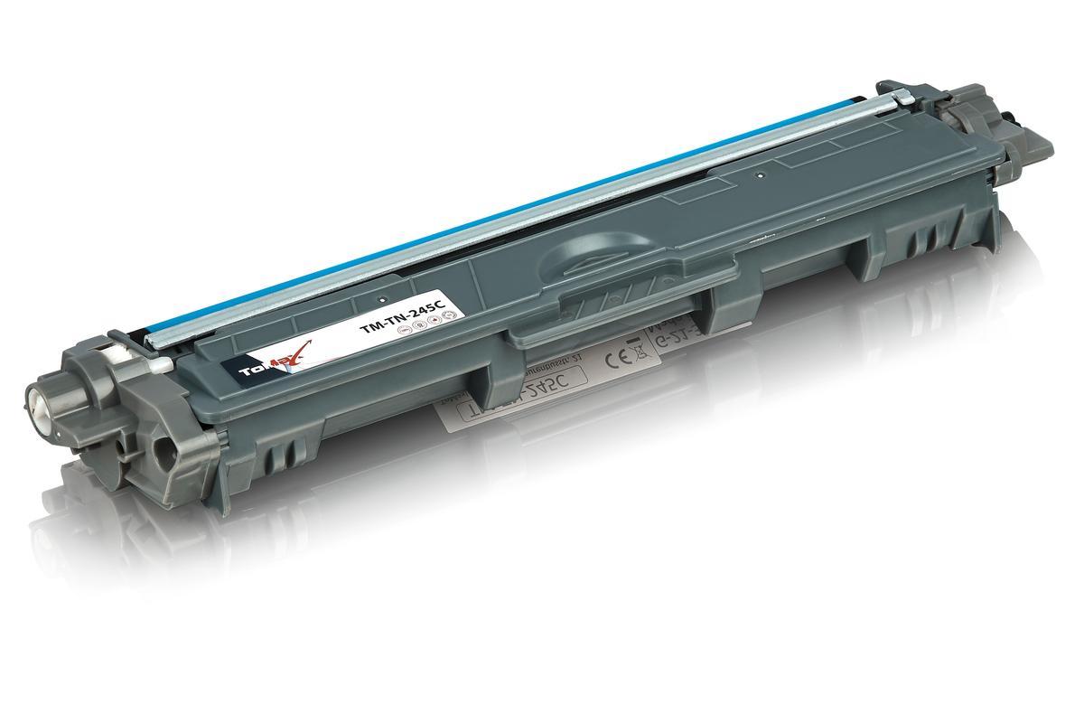 ToMax Premium ersetzt Brother TN-245C Toner, cyan
