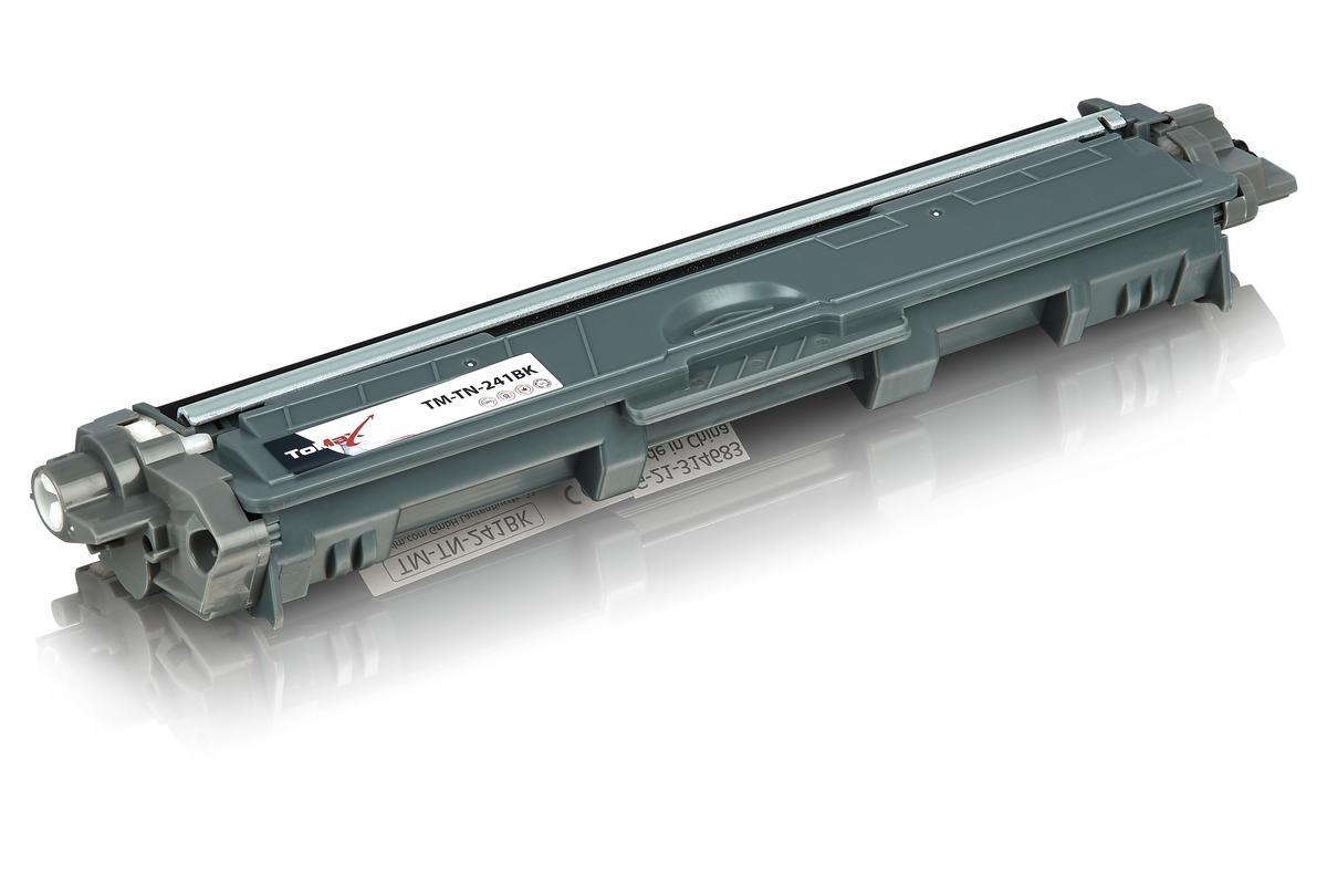 ToMax Premium Toner ersetzt Brother TN-241, TN-245BK Schwarz