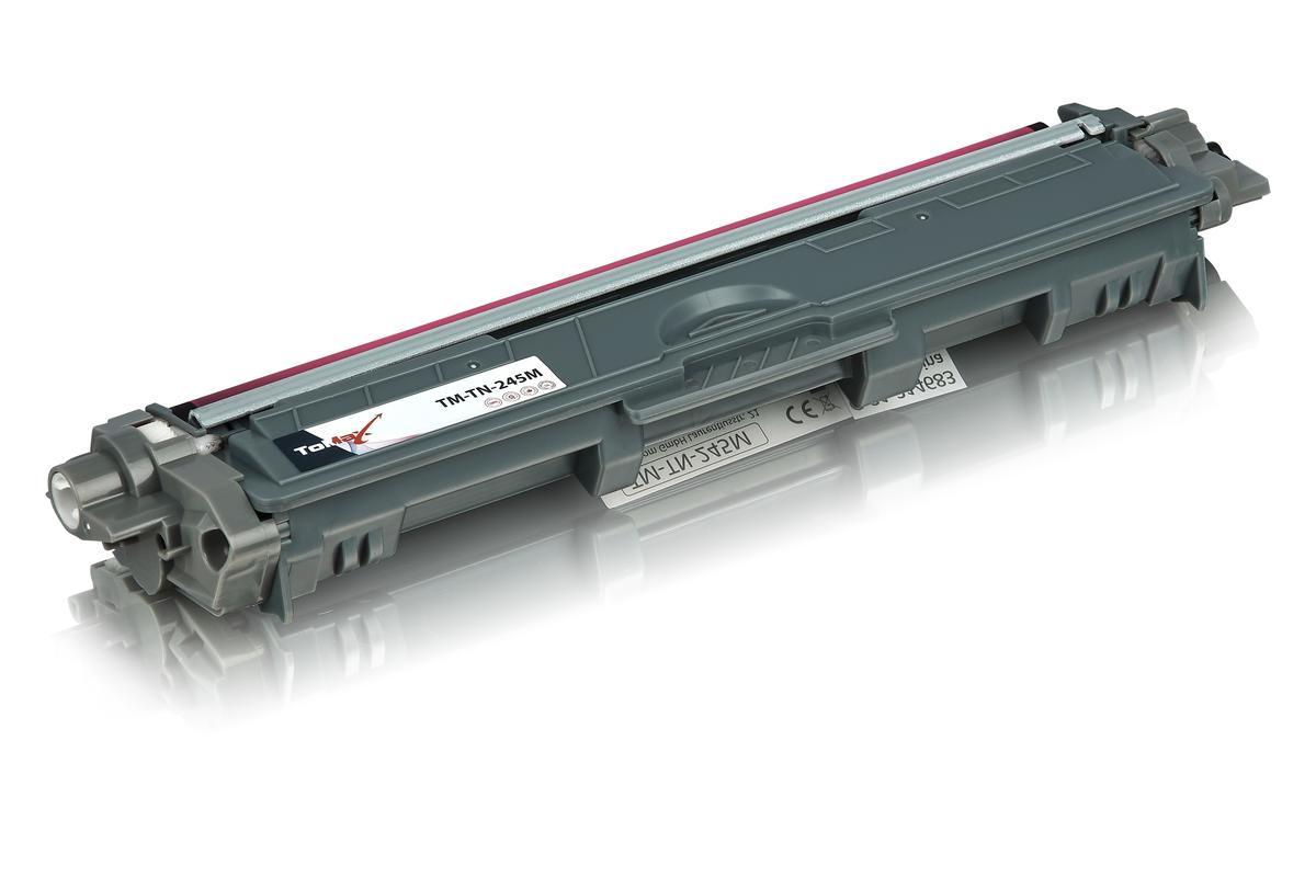 ToMax Premium ersetzt Brother TN-245M Toner, magenta