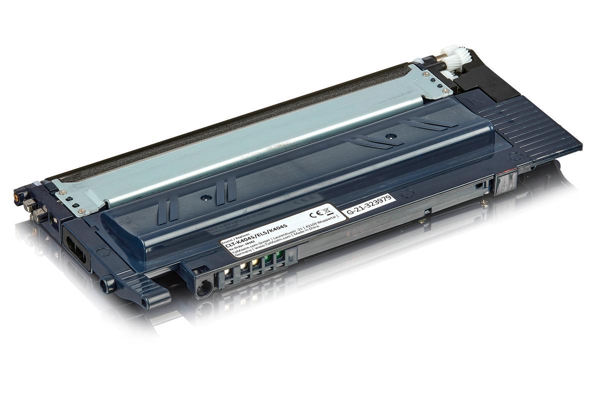 Kompatibel zu Samsung CLT-K404S/ELS / K404S Tonerkartusche, schwarz