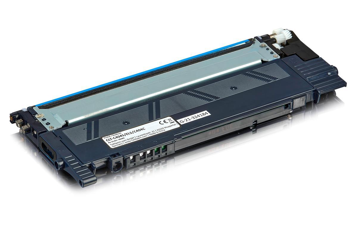 Kompatibel zu Samsung CLT-C 404 S/ELS Tonerkartusche cyan