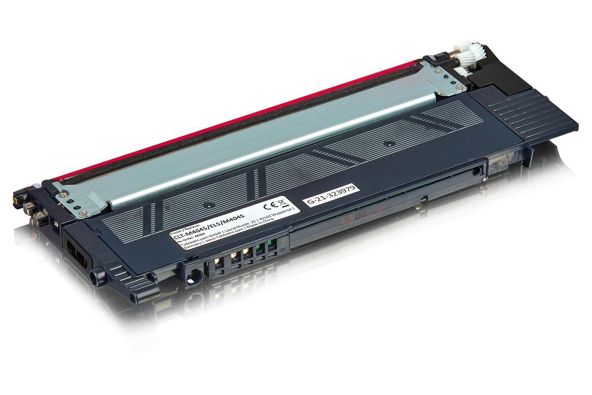 Kompatibel zu Samsung CLT-M 404 S/ELS Tonerkartusche magenta