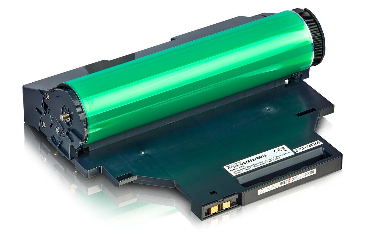 Kompatibel zu Samsung CLT-R406/SEE / R406 Bildtrommel, farblos