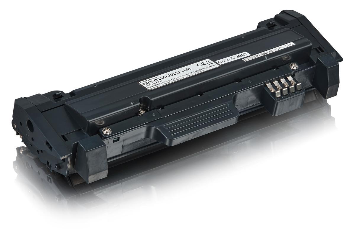 Kompatibel zu Samsung MLT-D116L/ELS / 116L Tonerkartusche, schwarz