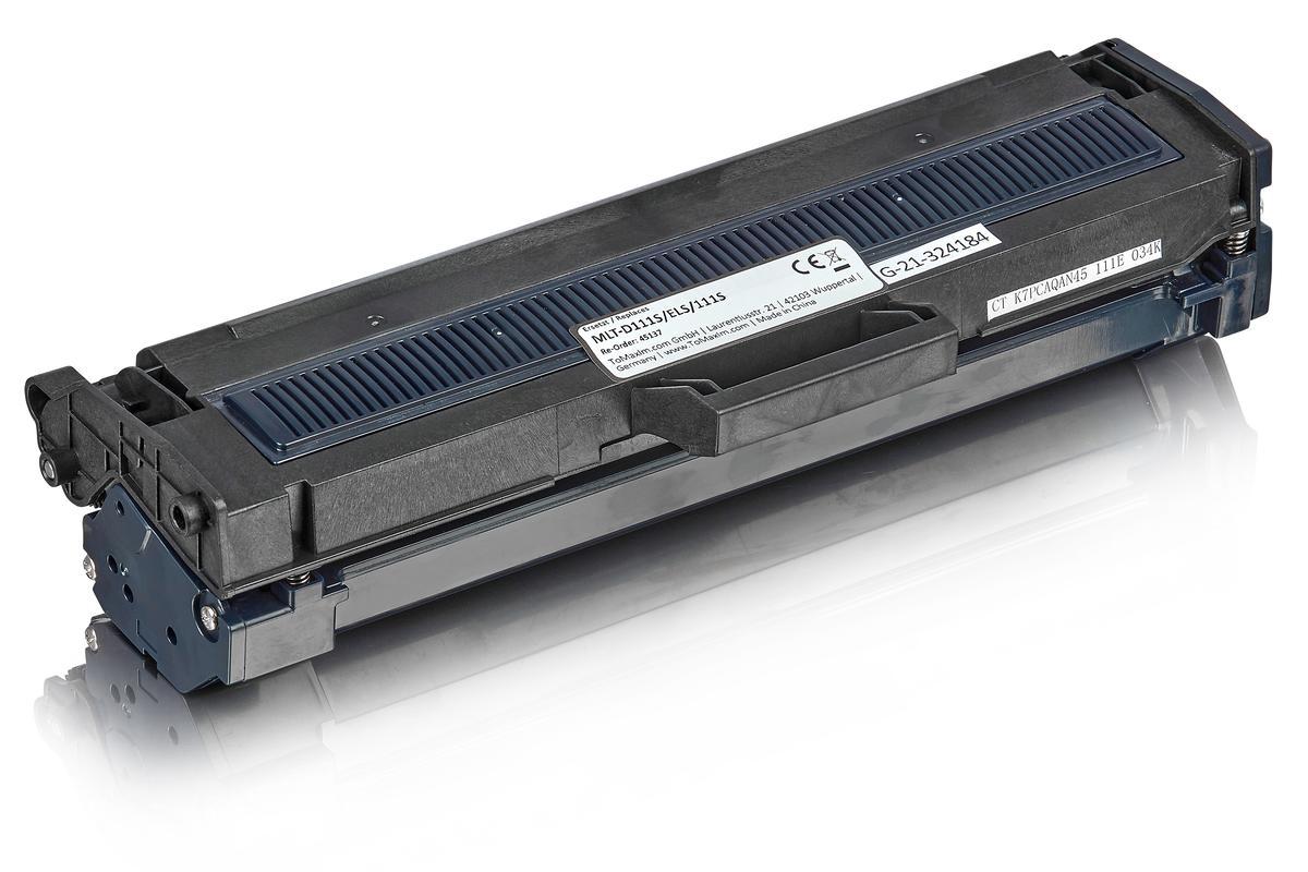 Kompatibel zu Samsung MLT-D111S/ELS / 111S Tonerkartusche, schwarz