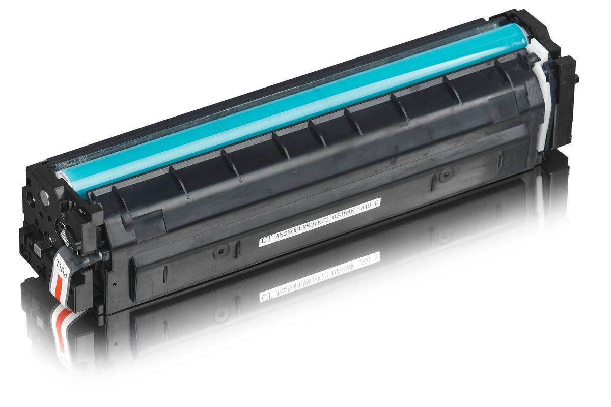 Kompatibel zu HP CF540A / 203A Tonerkartusche, schwarz