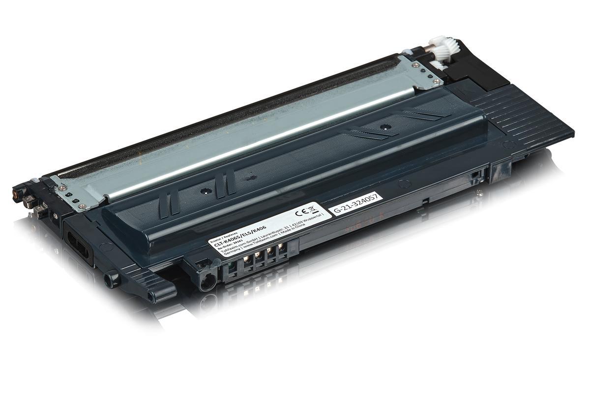 Kompatibel zu Samsung CLT-K406S/ELS / K406 Tonerkartusche, schwarz