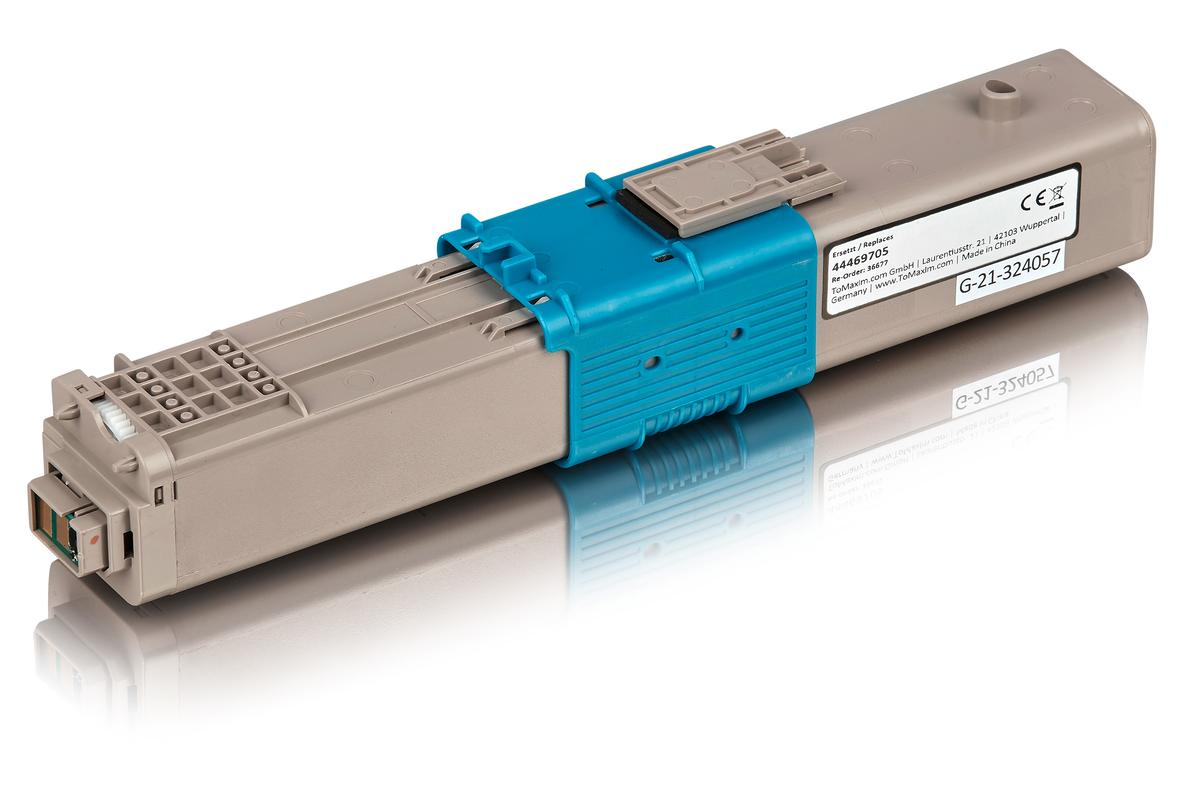 Kompatibel zu OKI 44469705 Toner magenta