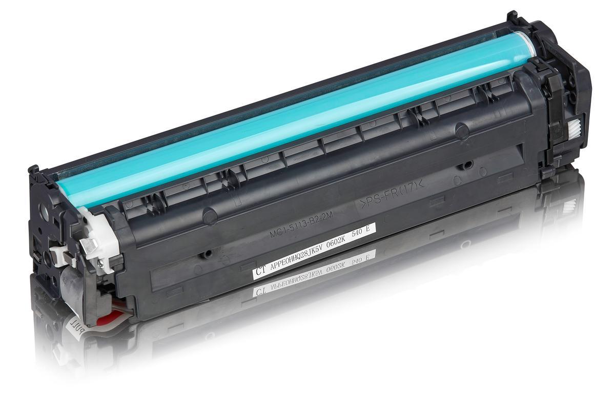 Kompatibel zu HP CB540A / 125A Tonerkartusche, schwarz