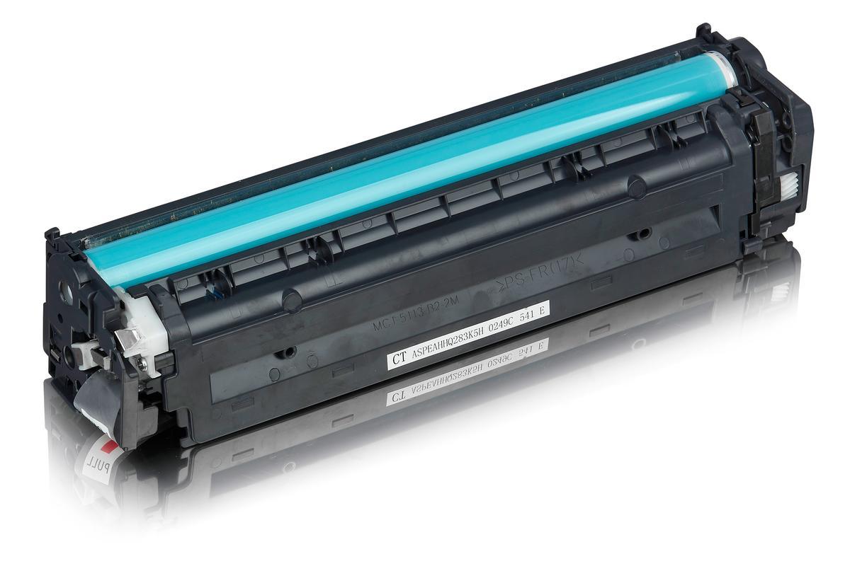 Kompatibel zu HP CB541A Toner cyan