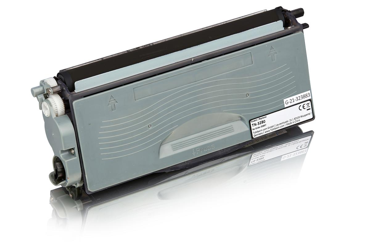 Compatible to Brother TN3280 Toner black