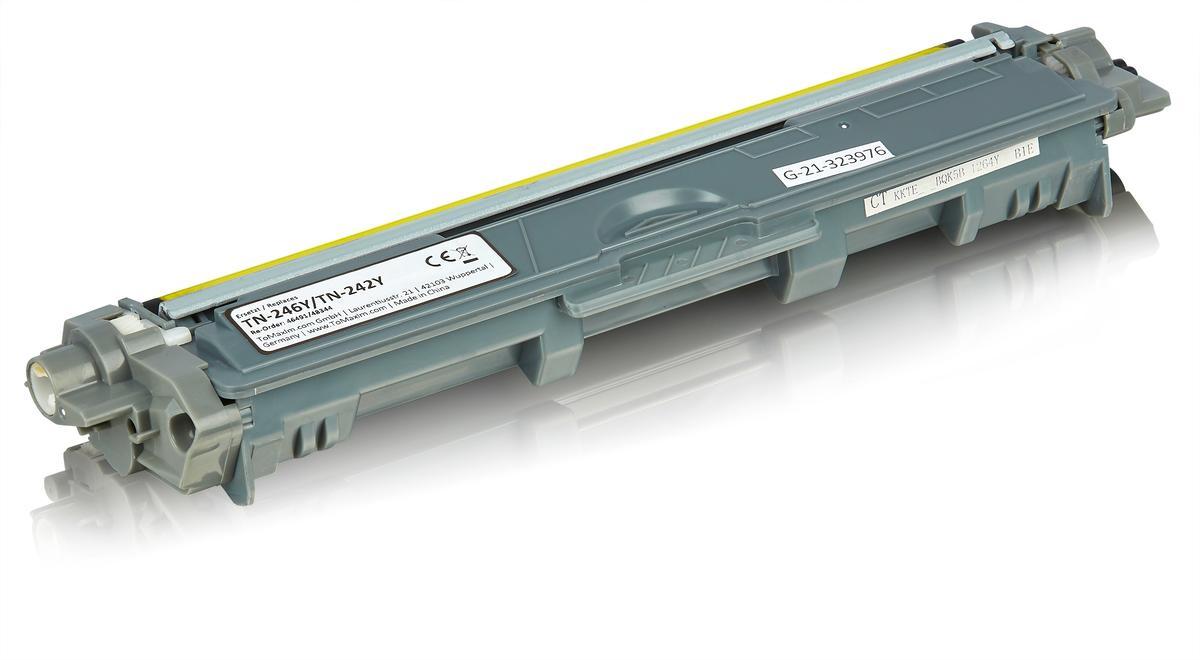Kompatibel zu Brother TN-242Y XL Tonerkartusche, gelb