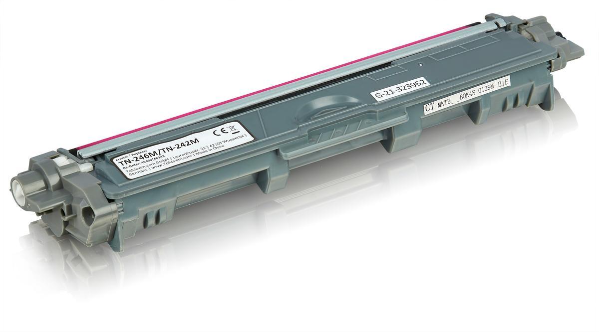 Kompatibel zu Brother TN-242M XL Tonerkartusche, magenta