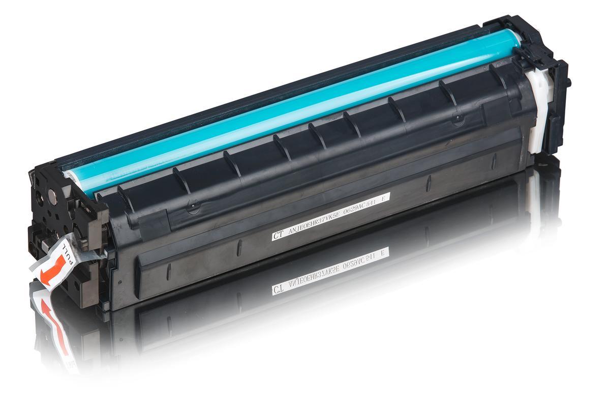 Kompatibel zu HP CF541X / 203X Tonerkartusche, cyan