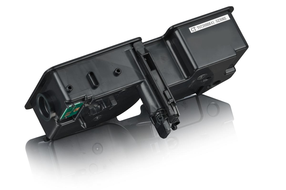 Kompatibel zu Kyocera 1T02R90NL1 / TK-5220K Tonerkartusche, schwarz