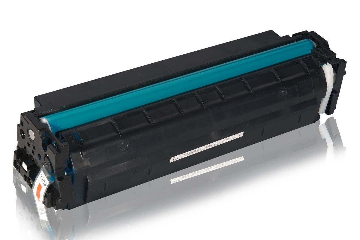 Kompatibel zu HP CF411X / 410X Tonerkartusche, cyan
