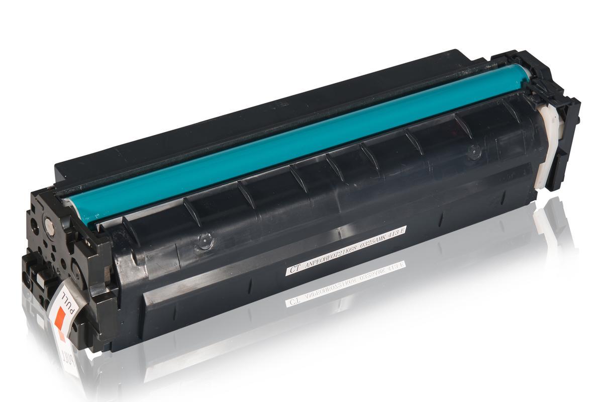 Kompatibel zu HP CF412X / 410X Tonerkartusche, gelb