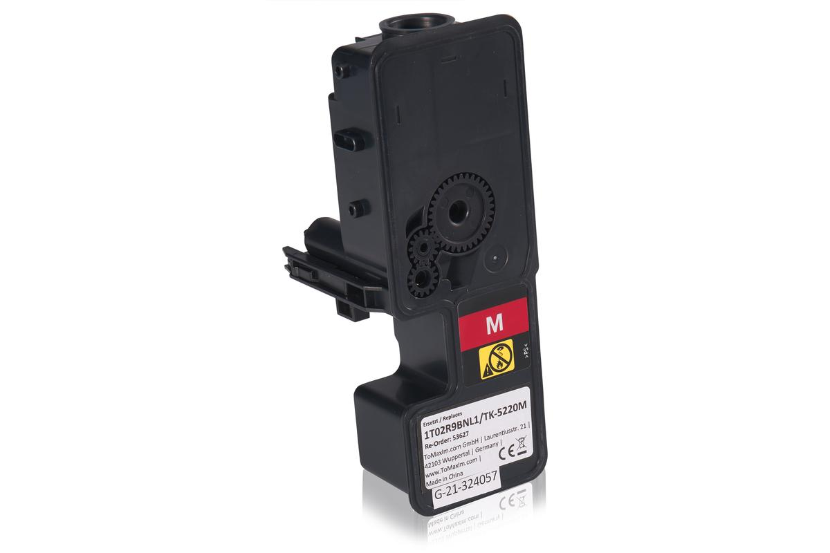 Kompatibel zu Kyocera 1T02R9BNL1 / TK-5220M Tonerkartusche, magenta