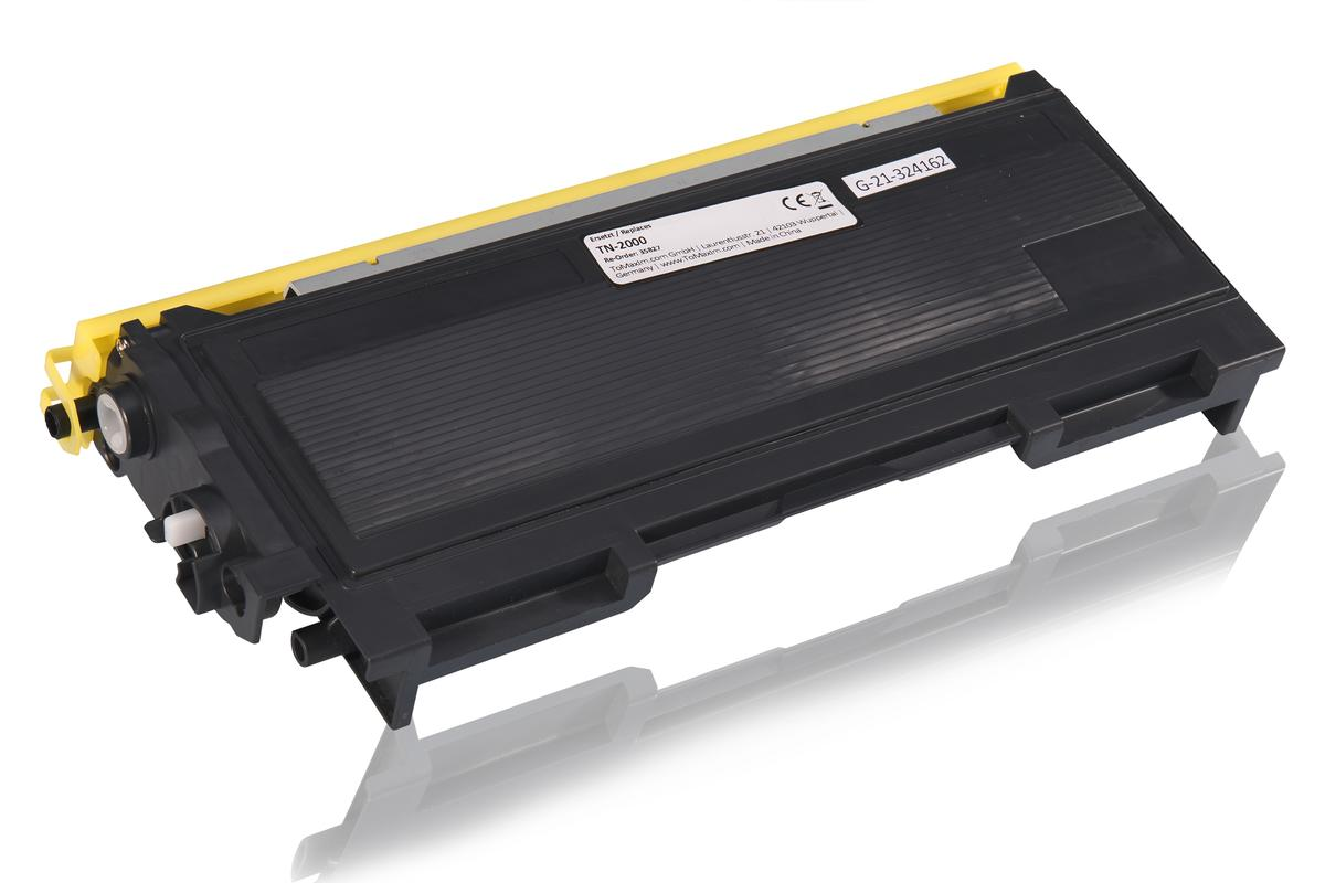 Kompatibel zu Brother TN-2000 XL Tonerkartusche, schwarz