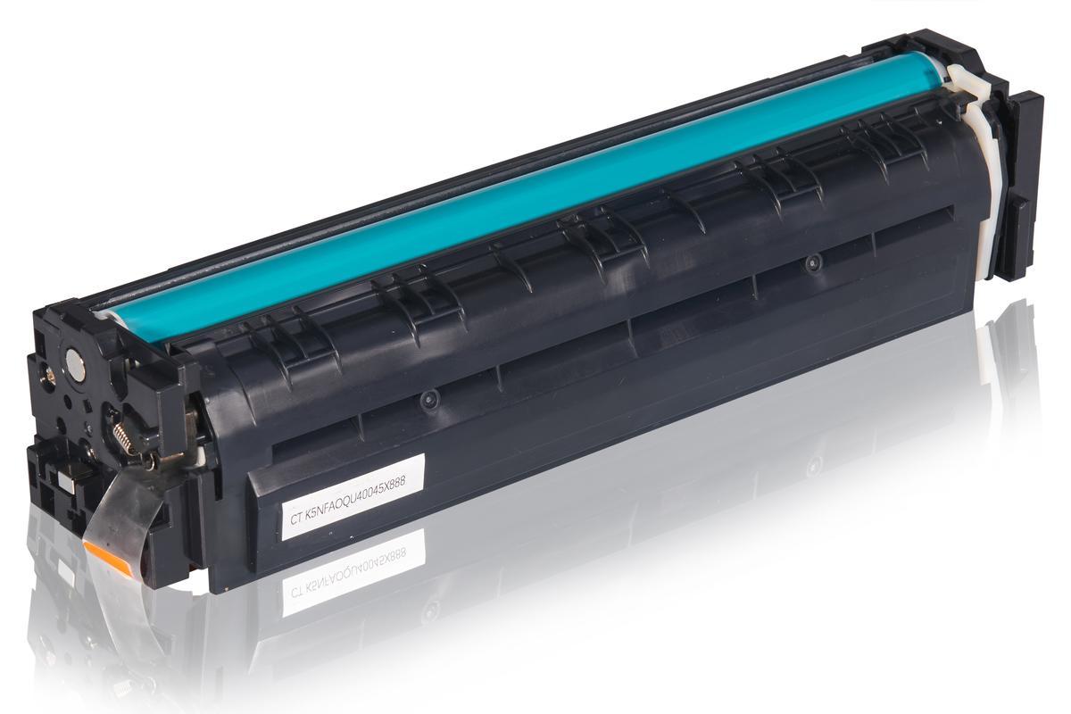 Kompatibel zu HP CF401X / 201X Tonerkartusche, cyan