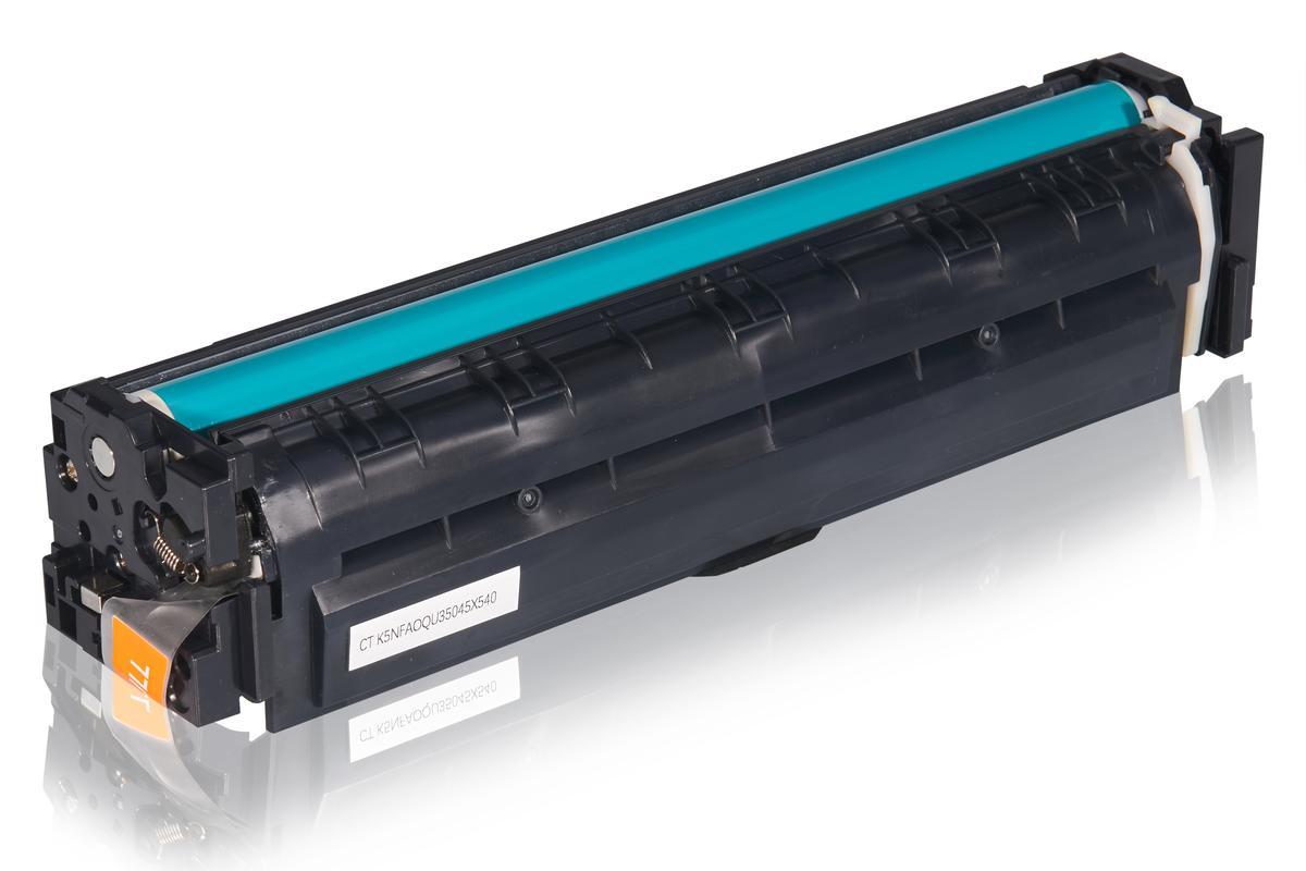 Kompatibel zu HP CF402X / 201X Tonerkartusche, gelb