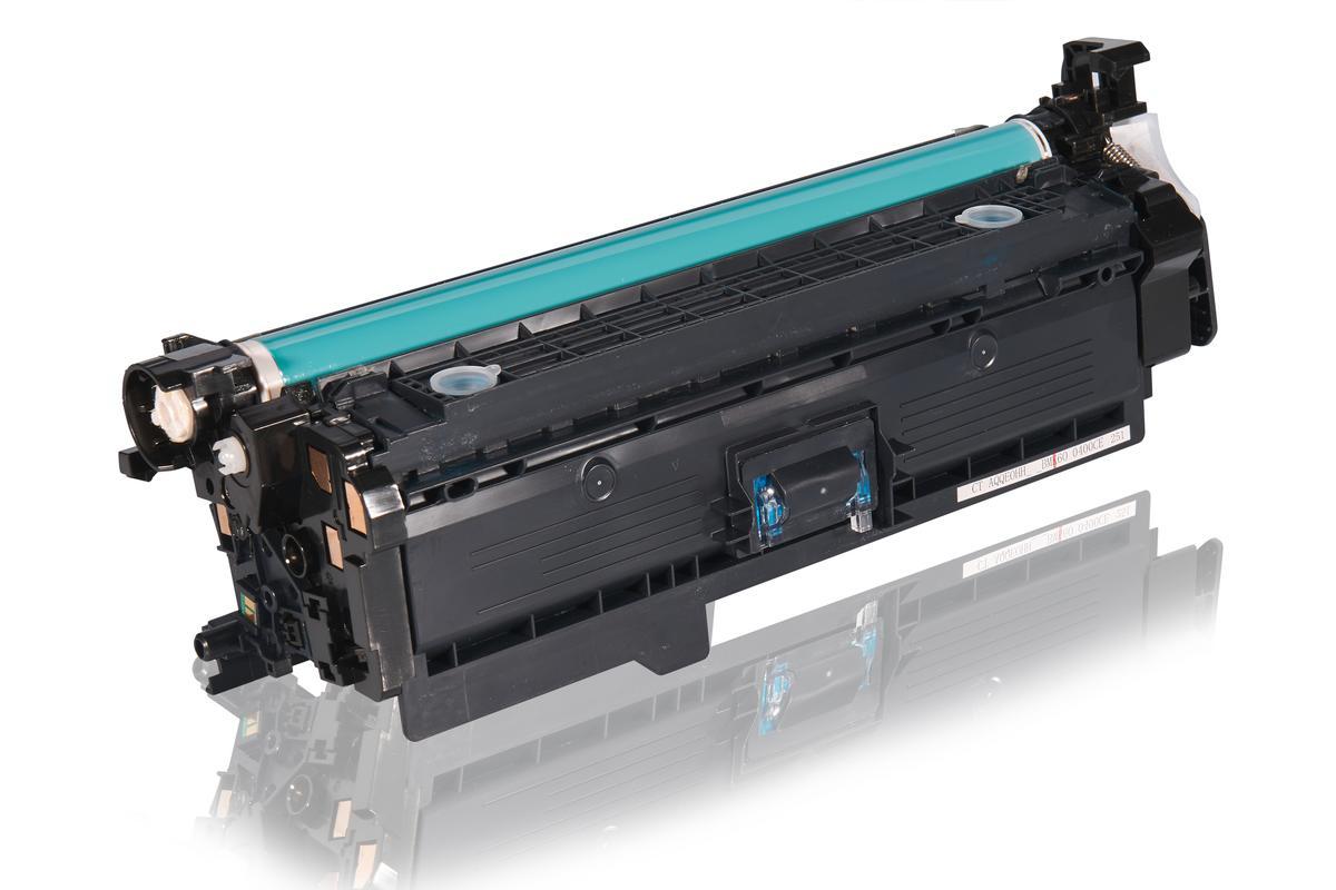 Kompatibel zu HP CE401A / 507A Tonerkartusche, cyan