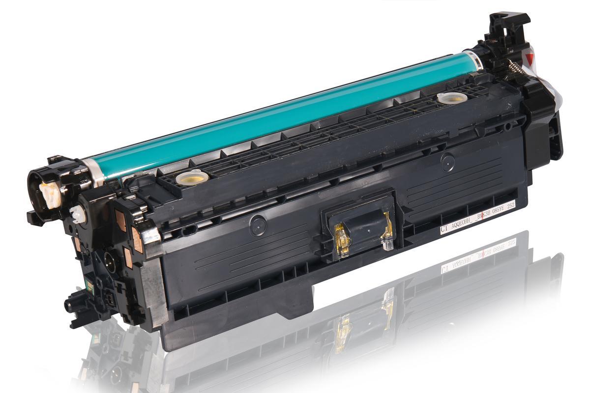 Kompatibel zu HP CE402A / 507A Tonerkartusche, gelb