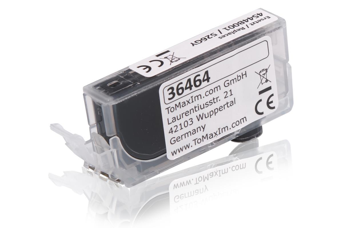 Kompatibel zu Canon 4544B001 / CLI-526GY XXL Tintenpatrone, grau