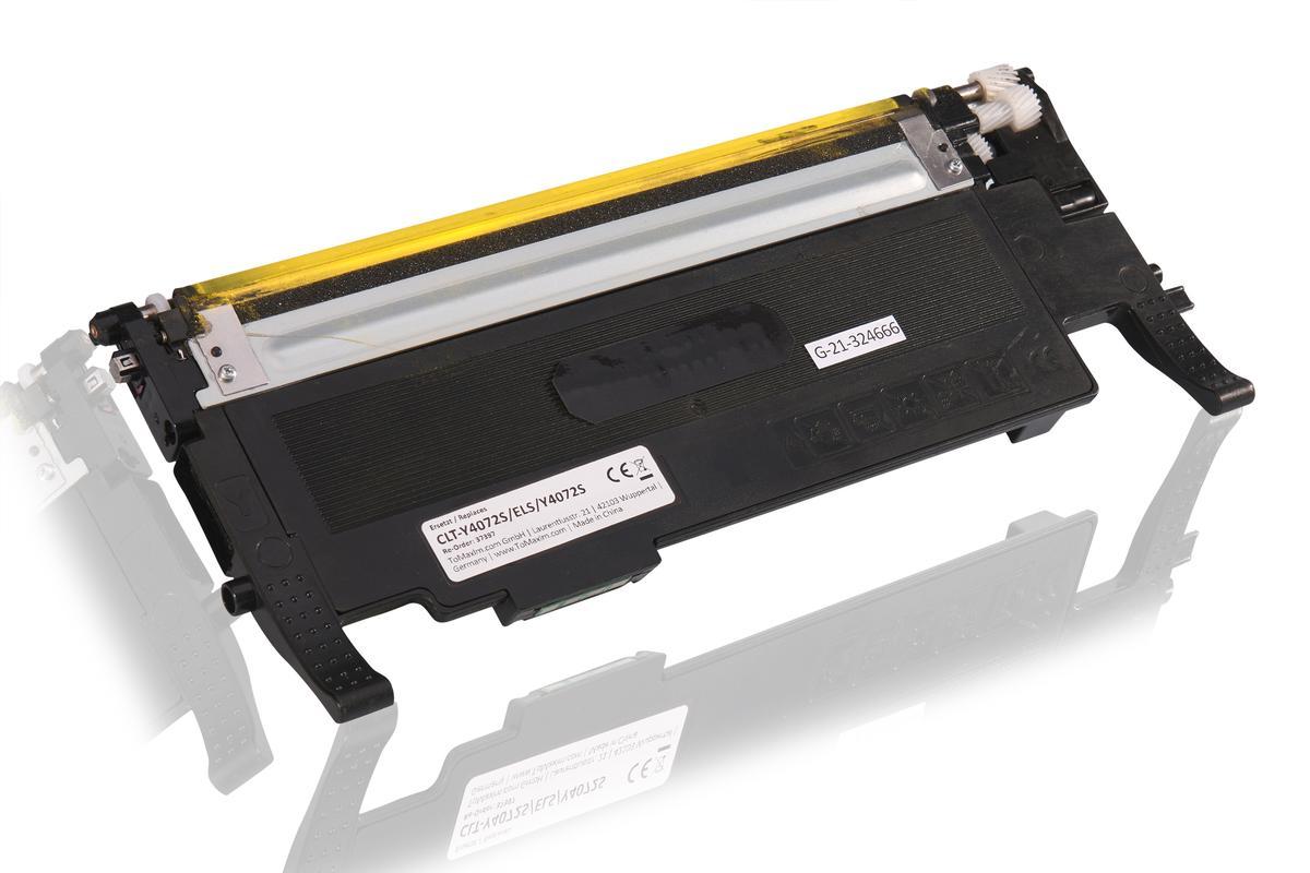 Kompatibel zu Samsung CLT-Y4072S/ELS / Y4072S Tonerkartusche, gelb