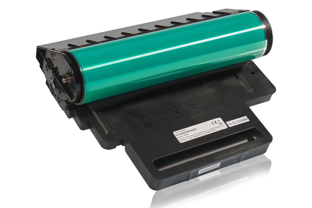Kompatibel zu Samsung CLT-R407SEE / R407 Bildtrommel, farblos
