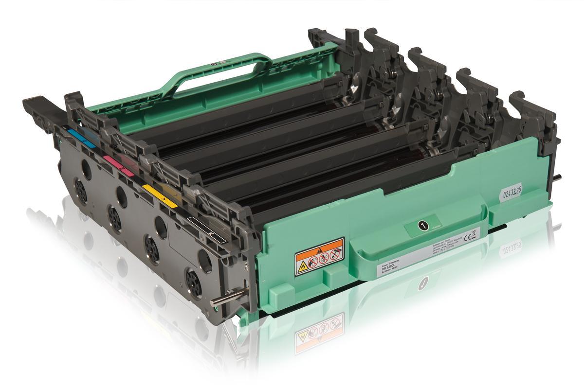 Kompatibel zu Brother DR-320CL Bildtrommel, farblos